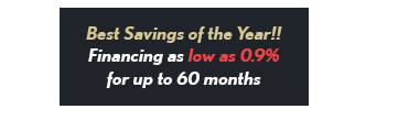 Best Savings of the Year!!